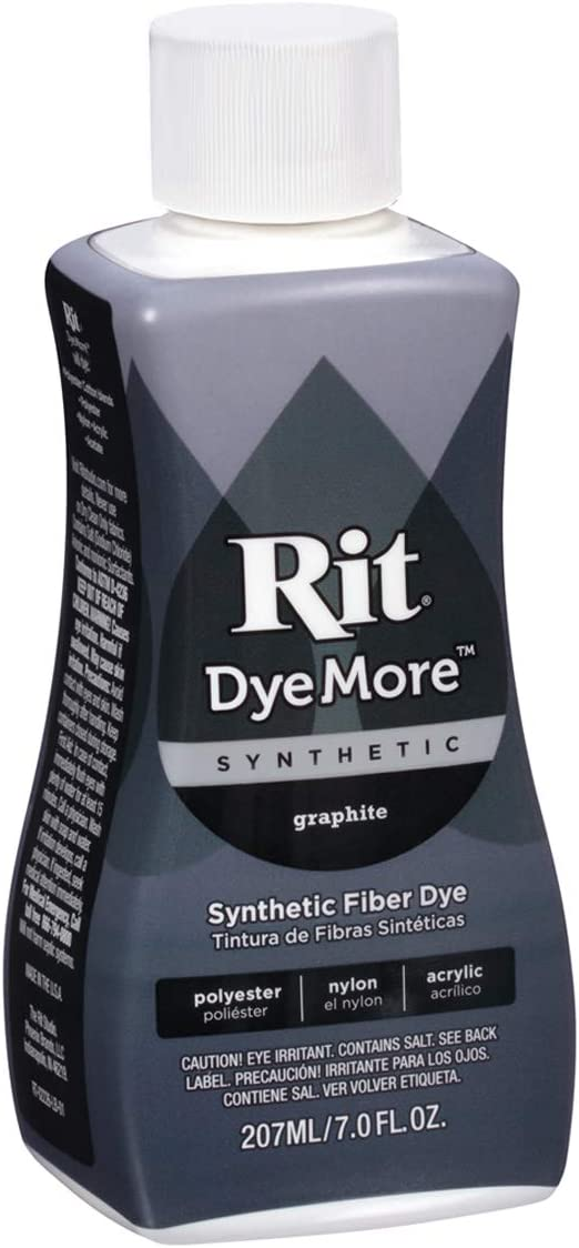 Rit 02226 DYE More, 7-Ounce, Graphite