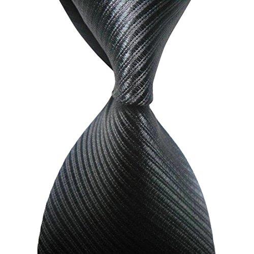 Paisley Jacquard Necktie Wedding Colors