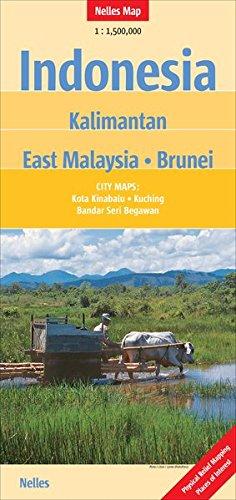 Indonesia : Kalimantan, East Malaysia, Brunei