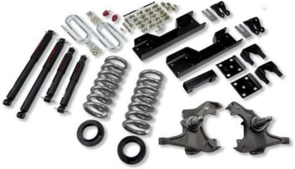 Belltech 717ND Lowering Kit with Nitro Drop 2 Shocks