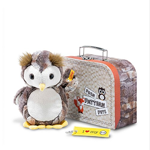 Review Posh Pets Eugene Owl/Suitcase