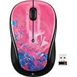 'Logitech M325 Souris optique sans fil – sponta intantaneous Pink Limited Edition ""