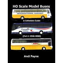 HO Scale Model Buses