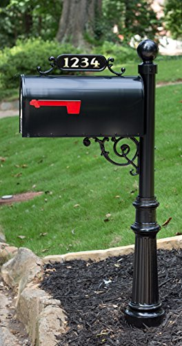 The Avenues Mailbox System by Addresses of Distinction