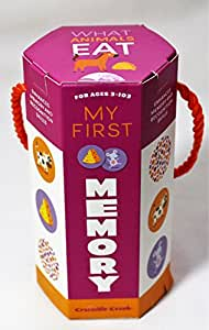 My First Memory What Animals Eat