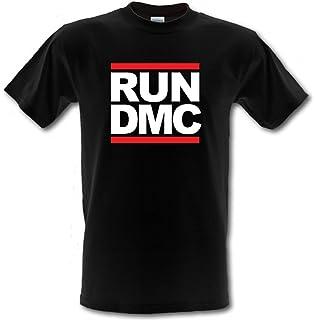 818887594ee1 RUN DMC Hip Hop retro Rap Classic Logo Heavy Cotton t-shirt All Sizes Small