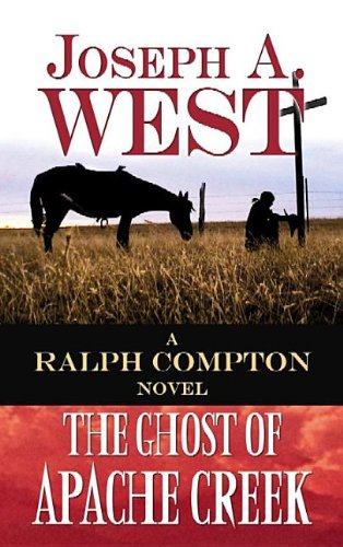 book cover of The Ghost of Apache Creek