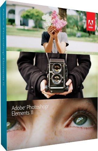 Adobe Photoshop Elements 11 [OLD VERSION]