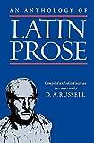 An Anthology of Latin Prose