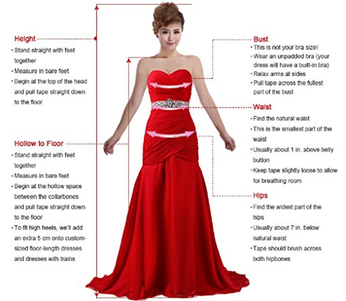 Bead Cocktail Gown Party Women's ANTS Short Dresses Chiffon Burgundy Bq6nSTxX