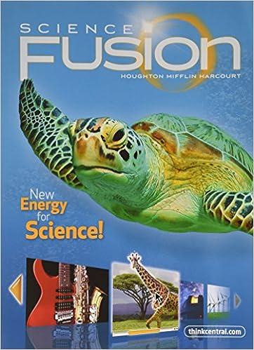 Science Fusion, Grade 2: 9780547588711: Amazon.com: Books