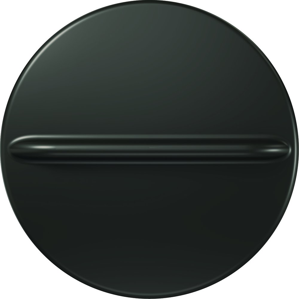 SPEYEGUARD Fixed Peephole Cover, Oil Rubbed Bronze, Metal Plated Finish