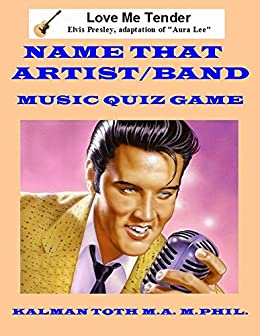 Name That Artist/Band: Music Quiz Game - Kindle edition by