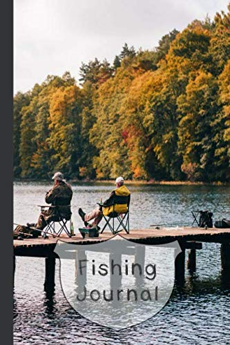 Fishing Journal: Compact Fushing journal for all your fishing notes and records - fishing on ()