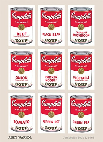 Campbell's Soup I, 1968 Poster Print by Andy Warhol