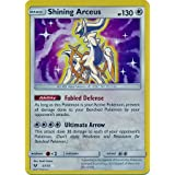 Shining Arceus - 57/73 - Holo Rare - Sun & Moon: Shining Legends