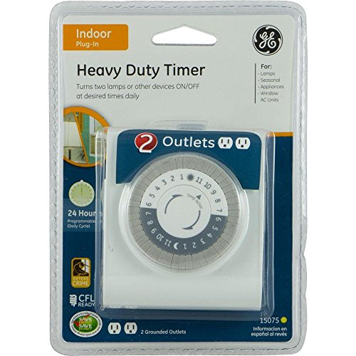 General Electric 15075 24 Hour Outlet