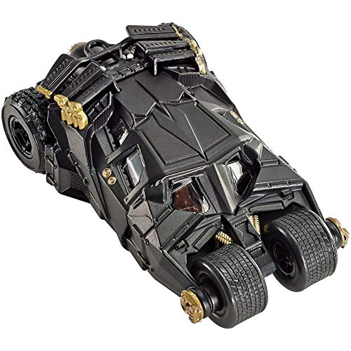 Hot Wheels The Dark Knight Batmobile Vehicle