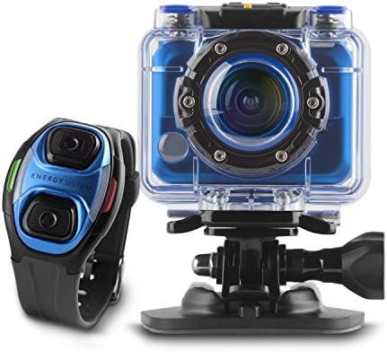 Energy Sistem Sport Cam Pro - Videocámara deportiva (Full HD 1080p ...