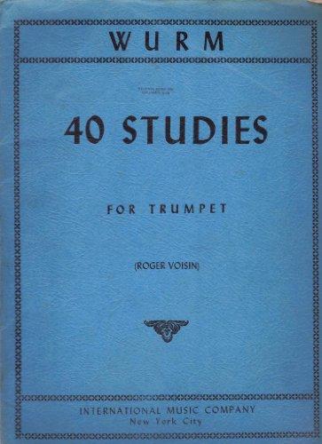 (Wurm 40 Studies for Trumpet)