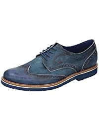 Mens-Lace-Up Blau 641376-5
