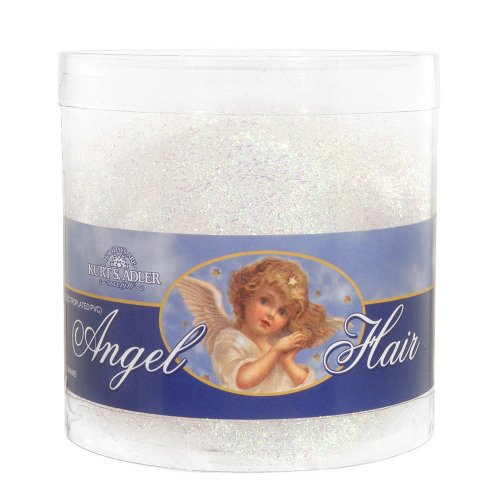 Iridescent Angel Hair Tinsel Strands