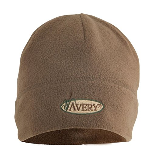 Avery Hunting Gear Windproof Fleece Skull Cap-Dark Moss by Avery