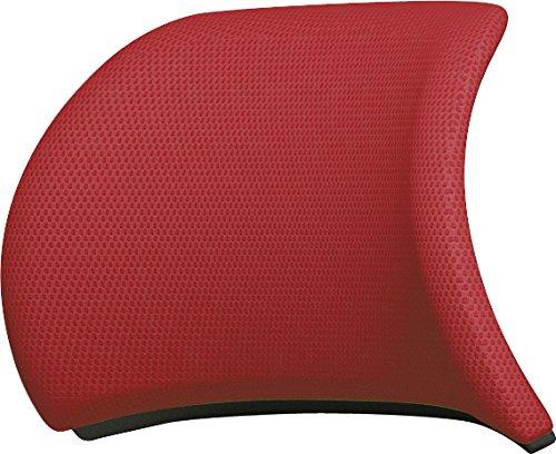 オカムラ オフィスチェア シルフィ― オプションパーツ ヘッドレスト  ブラックフレーム  C6501B-FSF9 レッド  レッド B00L9TGOTC