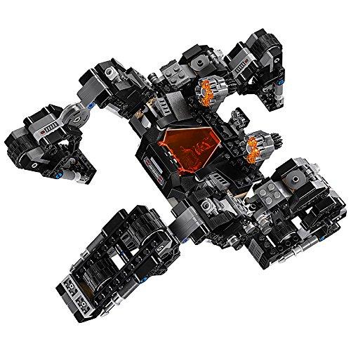 51VkDAKmlRL - LEGO Super Heroes 76086 Knightcrawler Tunnel Attack (622 Piece)