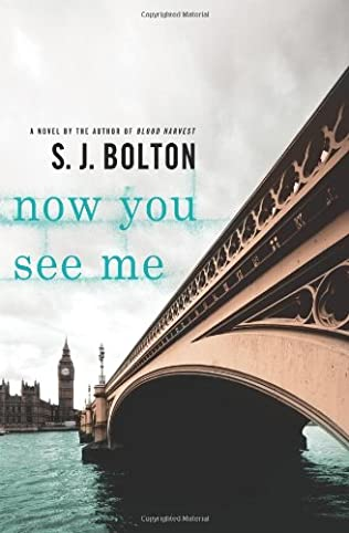 book cover of Now You See Me