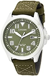 Citizen Eco-Drive Men's AW1410-16X Sporty Casual Watch