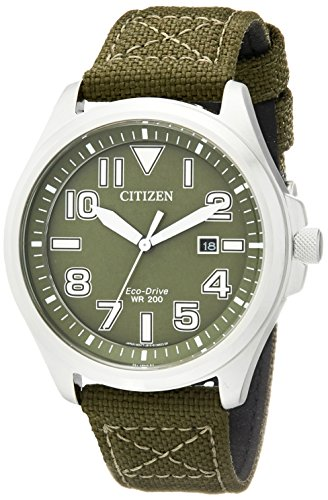 - Citizen Eco-Drive Men's AW1410-16X Sporty Casual Watch