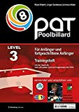 Pool Billard Trainingsheft PAT 3
