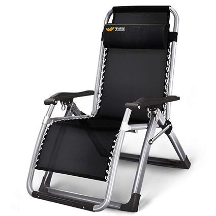 Amazon.com: LXLA - Silla reclinable de gravedad cero para ...