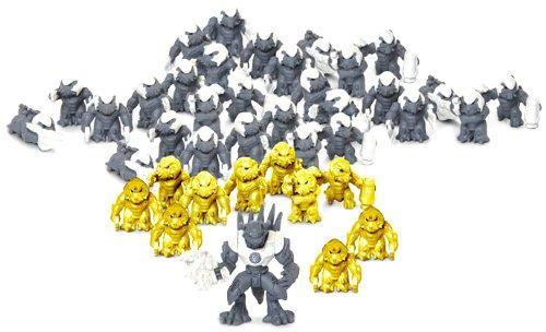 5 opinioni per Giochi Preziosi- Atomicron Mega Esercito Del Carbonio