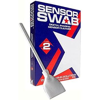 Sensor Swabs Type 2 (Box of 12)