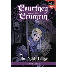 Courtney Crumrin Vol. 1: The Night Things, Square One Edition