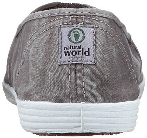 Natural Uomo Mocassino Grigio 623 World 305E rwqAxBR6rt