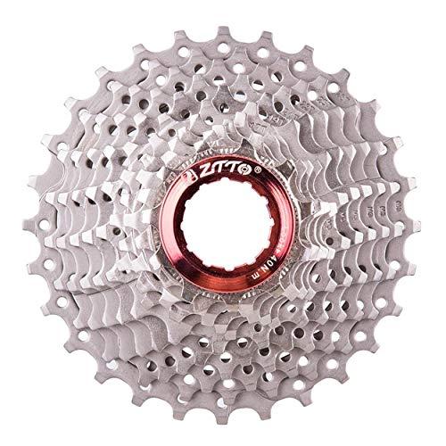 CNluca ZTTO 11 Velocidad Cassette 11-28T Compatible para Bicicleta de Carretera Sistema Shimano Sram Piñones de Acero de...