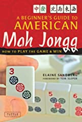 Learn the fascinating game of American Mahjong with this expert guide.This affordable best-selling book is the only available game strategy guide that is specifically geared toward American Mahjong (Mah Jongg) and follows the official Nationa...