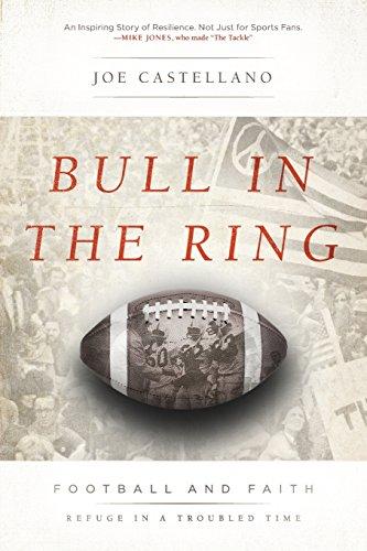 Bull in the Ring: Football and Faith: Refuge in a Troubled Time cover