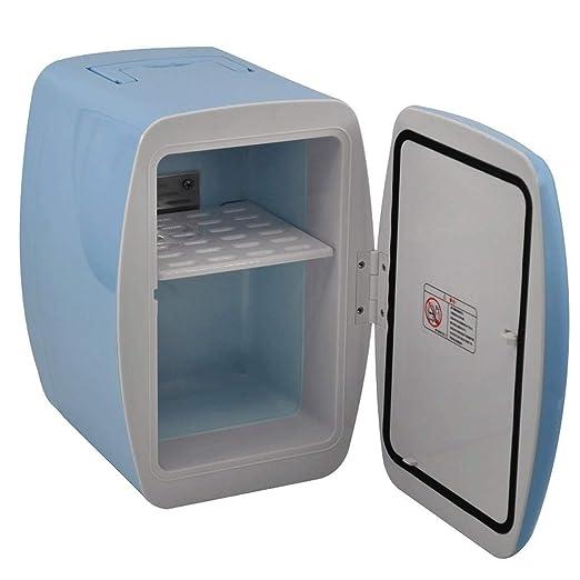 PingFanMi Refrigerador portátil con congelador, calefacción y ...