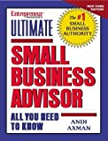 img - for Ultimate Small Business Advisor (with CD) by Axman, Andi (December 1, 2003) Paperback 3 book / textbook / text book