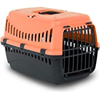 Carrier Gipsy – Travel Accessory with Plastic or Metal, Holder, for Dogs and Cats