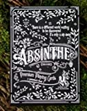 Absinthe Deck by SAST - High Quality Playing Cards