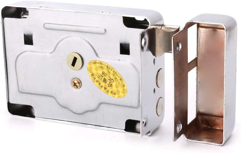 Derecha VIccoo Cerraduras antirrobo de Seguridad del Kit de Cerradura de la Puerta Exterior con Seguro m/últiple