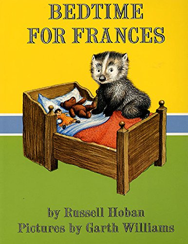 Bedtime for Frances (Trophy Picture Books (Paperback))