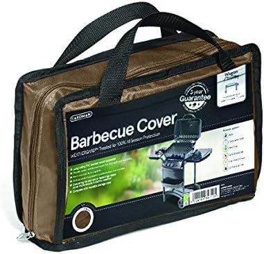 Marrone Gardman 35780 Telo di Copertura per Barbecue