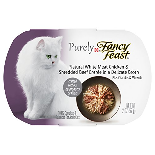 Kind-Hearted New Fancy Feast White Label Seafood Medley Dishes, Feeders & Fountains 85gm Fashionable Patterns Pet Supplies