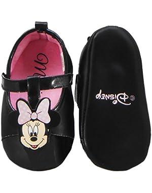 Newborn/Infants Girls Minnie Mouse Dress Shoes